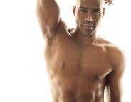 Sensual male model
